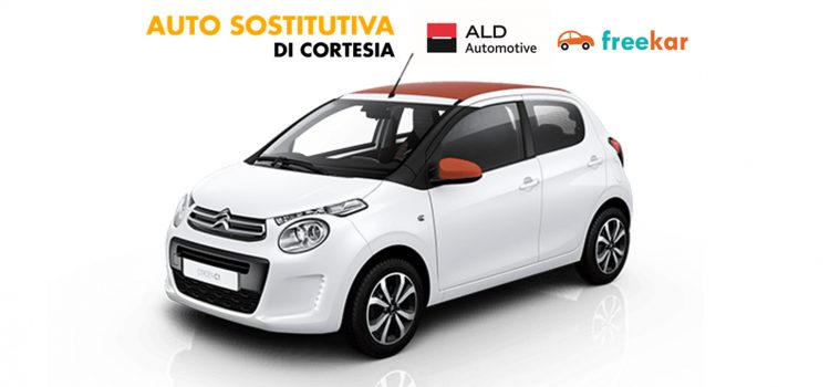 Auto Sostitutiva di Cortesia – OVAM Group